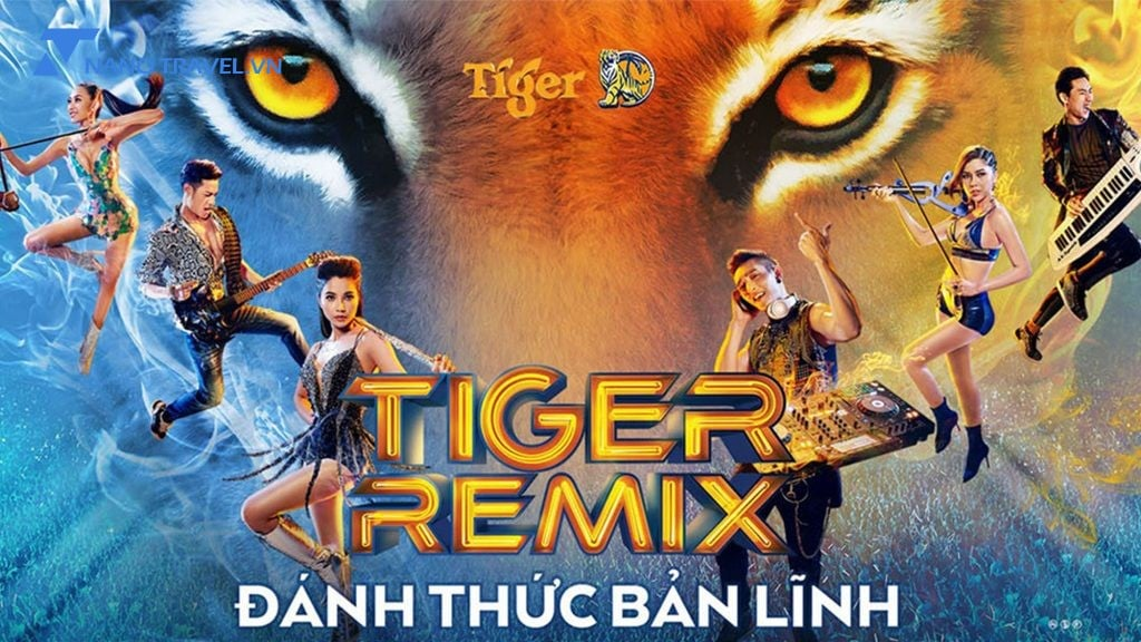 tiger remix da nang